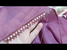 1283 - Bayıldım 💜💜💜 harika bir tığ oyası modeli - YouTube Baby Knitting Patterns, Make It Yourself, Youtube, Model, Blog, Jewelry, Jewlery, Bijoux, Schmuck
