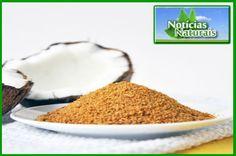 Notícias Naturais  O açúcar de coco, também chamado de seiva do coco, é um açúcar derivado da seiva das flores da árvore de coco. Ele tem sido usado como adoçante tradicional há séculos em regiões onde florescem coqueiros, como o Sudeste Asiático. O açúcar de coco é composto principalme...