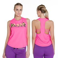 Open back Viceroy Top from Faser