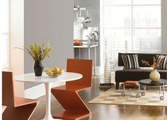 Small Room? No Problem With These Awesome Behr Paint Colors