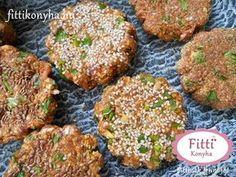 fasírt recept - Finom fogyókúrás receptek egészségesen! Tandoori Chicken, Ethnic Recipes, Food, Essen, Meals, Yemek, Eten