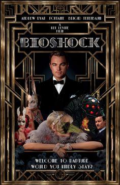 #bioshock #movie #poster