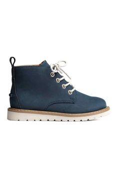 Boots - Dark blue - Kids | H&M GB 1