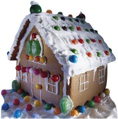 Christmas Ginger Bread House Cardboard Stand-Up