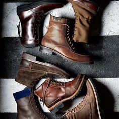 What to Wear Today: A boot—any boot—that suits your current mood. 📸 @jameswojcikphoto #mendot _ _ _ _ _ #menstreetstyle #mensfashion #menswear #fashion #style #mensstyle #dapper #menstyle #ootd #gq #streetstyle #suit #gentleman #menwithstyle #mens #luxury #bespoke #mensshoes #swag #mensclothing #menwithclass #gentlemen #fashionformen #mensaccessories