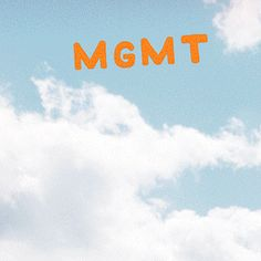 MGMT Album Cover / #mgmt #gif