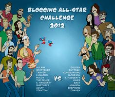 I drawed this. | Second Annual Blogging All-Star Challenge