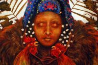 Sylwia Gondeck / Matryoshka-Detal/80x60cm
