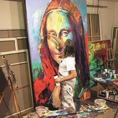 @artvoka (for us to share your portrait pics) contact via artworks.portrait@gmail.com