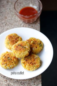 How to make poha cutlet