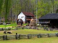 The Museum of Appalachia, located in Norris, Tennessee, 20 miles north of Knoxville, is a living history museum that interprets the pioneer and early 20th-century period of the Southern Appalachian region of the United States