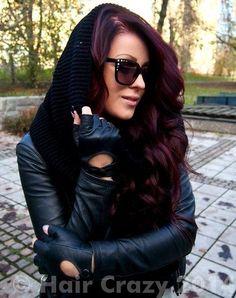 Burgundy/Plum Hair Dye?? - Forums - HairCrazy.com