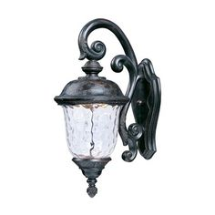 Carriage House Outdoor Hanging Wall Sconce | Maxim Lighting at Lightology