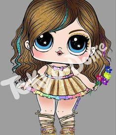 Tokyo Dollie - 💕 Work in progress 😊 Bottle Cap Images, Lol Dolls, Princess Peach, Tokyo, Cute Animals, Drawings, Instagram, Disney, Photos