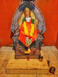 Sai Baba Photos, Temple, Life, Painting, Temples, Painting Art, Paintings, Painted Canvas, Drawings
