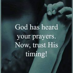 God hears you Prayer Quotes, Bible Verses Quotes, Faith Quotes, Me Quotes, Scriptures, Qoutes, Religious Quotes, Spiritual Quotes, Positive Quotes