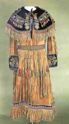 Dene - Fort Chipewyan - 1880s