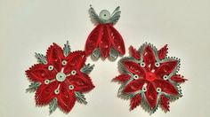 Set ornamente pentru brad Brooch, Crafty, Jewelry, Jewlery, Jewerly, Brooches, Schmuck, Jewels, Jewelery