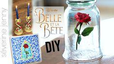 DIY DISNEY : La Belle et la Bête (français) Beauty and the Beast Room ...