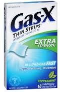 Free Sample Of Gas-X Thin Strips