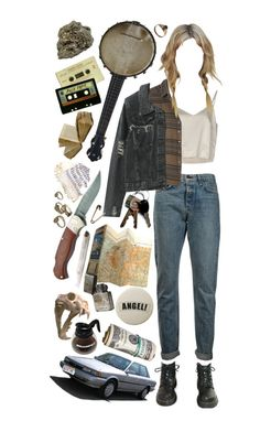 """""""where to next?"""" by xievas ❤ liked on Polyvore featuring Dr. Martens, Erika Cavallini Semi-Couture, rag & bone, Xirena, Böker and Michele"""