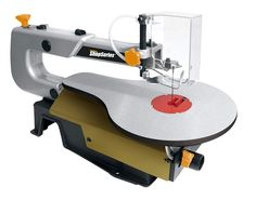 Shop Series by Rockwell Variable Speed Scroll Saw at Lowe's. The Shop Series 16 inch scroll saw is a great tool for all your intricate cutting needs. A durable die cast metal body will ensure this tool will last in Woodworking Saws, Woodworking Crafts, Woodworking Patterns, Woodworking Equipment, Best Scroll Saw, Electric Power Tools, Portable Band Saw, Simple Closet, Aluminum Table