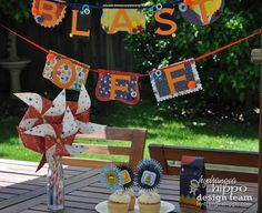 Boys Birthday Party Decorations