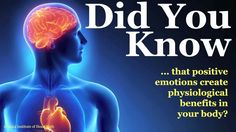 """Amazing information about the heart. It really does have an intelligence of it's own. More about this in a short 2 minute feel-good video! """"The heart brain, like the brain proper, has an intricate network of neurons, neurotransmitters, proteins and support cells. It can act independently of the cranial brain and has extensive sensory capacities."""""""