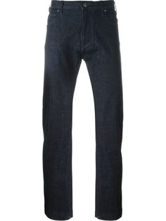 Shop Armani Jeans straight leg jeans in Tessabit from the world's best independent boutiques at farfetch.com. Shop 400 boutiques at one address.