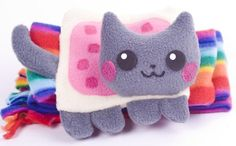 Nyan... ashamed to say I would probably wear this....
