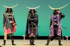 Masamune Date ×3