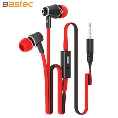 Original 3.5MM Hand free Stereo HIFI Bass Headphones  MP3 Phone In-Ear Earphones with Built-in Microphone for iPhone Samsung etc