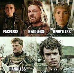 Game Of Thrones Meme, Dessin Game Of Thrones, Got Memes, Funny Memes, Hilarious, Funny Quotes, Khal Drogo, Game Of Throne Lustig, Jon Snow