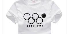 「四輪」Tシャツ、中国で販売される