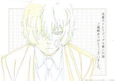 Animation Sketches, 3d Animation, Me Anime, Anime Manga, Marvel Drawings, Dazai Osamu, Bongou Stray Dogs, The Masterpiece, Anime Sketch