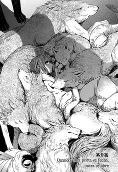 "manga-and-stuff: ""The Ancient Magus' Bride Kore Yamazaki "" Anime Wolf, Manga Anime, Anime Art, Manga Drawing, Manga Art, Character Art, Character Design, The Ancient Magus Bride, Estilo Anime"