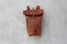 Future Glory Co. makes a change for people in need through this handcrafted backpack