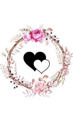 Screen logo simple 62 Ideas for 2019 Heart Wallpaper, Tumblr Wallpaper, Flower Wallpaper, Iphone Wallpaper, Lock Screen Wallpaper, Wallpaper Backgrounds, Story Instagram, Instagram Logo, Free Instagram