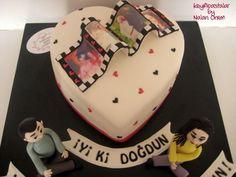 erkeğe doğum günü pastası ile ilgili görsel sonucu