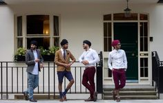 Photos: I Sing of... Singh Street Style, a Fashion Blog for the Chic Sikh | Asia Society