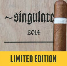 "lot more clear! Illusione Cigars has finally released their blend for the 2014 Singularé - dubbed Anunnaki. The Singularé 2014 Anunnaki is a super-premium cigar, custom blended for this one-time release of 2,000 boxes of 15 cigars. Available in only one size, this 5 1/4"" x 54 vitola has been rolled in its entirety by only 2 rollers, making for an extremely consistent smoking experience. The Anunnaki features Nicarguan tobaccos and a premium Nicaraguan corojo 99 wrapper grown on a special…"