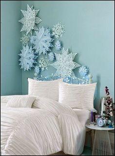 Frozen room More