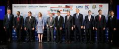 The Voters First Presidential Forum in Manchester, N.H.