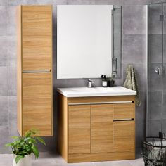 Athena Bathrooms, New Zealand owned and operated. Athena design premium baths, showers, vanities, and more bathroomware for Auckland and New Zealand. Bathroom Tower, New Zealand Houses, Cabinet Styles, Planting, Baroque, Bathrooms, Vanity, Shower, Storage