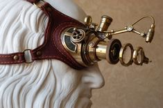 - Steampunk Monogoggle by Yura [Via ...