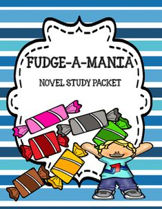 This resource is a novel study based on the story by Judy Blume…