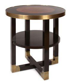 side table- andrew horn, szalon $7,230