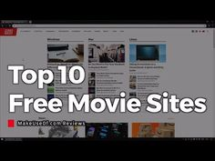 Top 10 free (and legal) movie streaming sites online Free Movie Sites, Free Tv And Movies, Online Movie Sites, Free Movie Downloads, Movies To Watch Online, Movies To Watch Free, Tv Shows Online, Free Movie Website, Free Online Movie Streaming