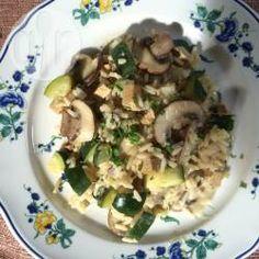 Gemüse-Reispfanne mit Räuchertofu @ de.allrecipes.com