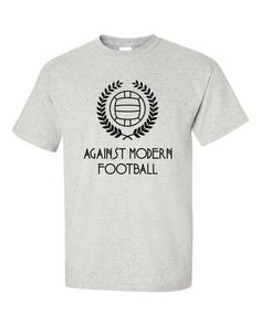 Against Modern Football t shirt